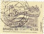 Sellos de America - Brasil -  PALACIO ITAMARATY