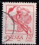 Sellos de Europa - Polonia -  2138-Flores