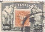 Stamps Philippines -  CENTENARIO 1854-1954