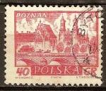 Sellos de Europa - Polonia -  Poznan.