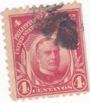 Stamps Philippines -  PERSONAJE