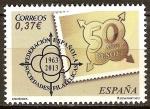 Sellos del Mundo : Europa : España : 50 Años FESOFI.