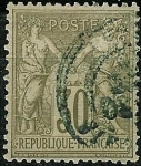 Stamps France -  Republica