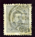 Stamps Europe - Portugal -  Luis I
