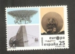 Stamps Spain -  3116 - Europa Cept