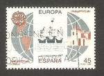 Stamps Spain -  3197 - Europa Cept
