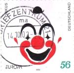 Stamps Germany -  PAYASO
