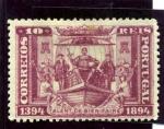 Stamps Portugal -  5º Centenario del Nacimiento de Don Enrique el Navegante