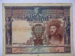monedas de Europa - España -  El Banco de España-Mil Pesetas-Carl I- Año 1925