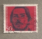 Stamps Germany -  Friedrich Engels