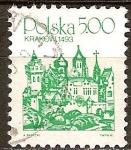 Sellos de Europa - Polonia -  Cracovia, 1493.