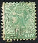 Sellos de Oceania - Australia -  SOUTH AUSTRALIA
