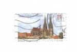 Sellos del Mundo : Europa : Alemania : Patrimonio de la humanidad-Casco antiguo de Ratisbona