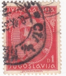 Stamps : Europe : Yugoslavia :  REY ALEXANDER