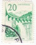 Sellos de Europa - Yugoslavia -  PRESA