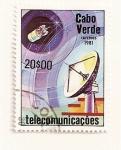 Stamps Cape Verde -  Antena