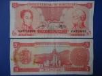 monedas de America - Venezuela -  Bc.Central de Venezuela-Anv:Bolívar y Miránda-(Rev. El panteón Nacional)) 1989