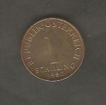 monedas de Europa - Austria -  Cifra