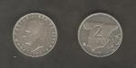 monedas de Europa - España -  Juan Carlos I, Rey de España