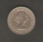 monedas de Oceania - Nueva Zelanda -  Reina Elizabeth II
