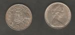 Moneda : Oceania : Australia : Reina Elizabeth II