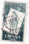 Sellos de Europa - España -  Pro infancia húngara    (1)