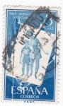 Stamps : Europe : Spain :  Pro infancia húngara  VTA. 3€   (1)