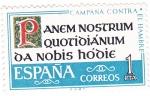 Stamps Spain -  Campaña contra el Hambre   (1)