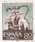 Sellos de Europa - España -  Congreso de Instituciones Hispánicas  (1)
