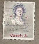 Sellos de America - Canadá -  Reunión Jefes Gobierno Commowealth