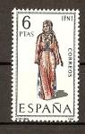 Sellos de Europa - España -  Ifni.