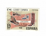 Sellos de Europa - España -  Edifil 2565. España exporta calzado