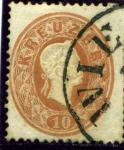 Sellos del Mundo : Europa : Austria : Francisco Jose I