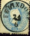 Stamps Europe - Austria -  Francisco Jose I