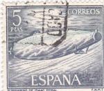 Sellos de Europa - España -  Submarino