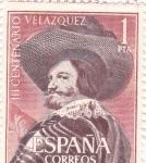 Sellos de Europa - España -  Conde Duque de Olivares - III Centenario de la muerte de Velázquez (1)