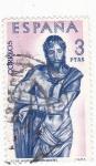 Stamps : Europe : Spain :  Ecce Homo- Alonso de Berruguete  (1) VENTA