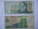 monedas de America - Venezuela -  Bco.Central de Venezuela (Anv.) Simón Rodriguez. (Rev.) Salto Angel