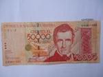 monedas de America - Venezuela -  Bco. Central de Venezuela. José María Vargas
