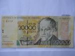 monedas del Mundo : America : Venezuela :  República Bolívariana de Venezuel. (Anv.)Simón Rodriguez
