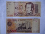 monedas del Mundo : America : Venezuela :  Rep.Bolivariana de V/zuela-(Anv.)Antonio José de Sucre- (Rev.) Edif. Tribunal Supremo de la Justicia