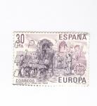 Sellos del Mundo : Europa : España : Romeria de la Virgen del Rocio