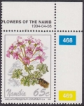 Stamps Africa - Namibia -  FLores