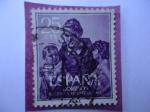 Sellos de Europa - España -  Ed:1296- III Centenario de la Muerte de San Vicente de Paul 1581-1960.
