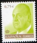 Stamps Spain -   4774- S.M. Don Juan Carlos I.