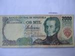 monedas del Mundo : America : Venezuela :  Bco. Central de Venezuela- Antonio José de Sucre.