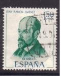 Sellos del Mundo : Europa : España : Juan Ramon Jimenez