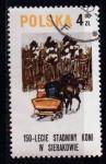 Sellos de Europa - Polonia -  150º aniv. ganadería de Sierakowie