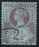 Stamps : Europe : United_Kingdom :  POSTAGE REVENUE