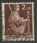Stamps Italy -  490 - Arrancar